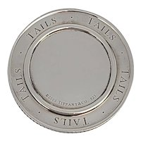 Tiffany & Co Heads or Tails Flip Coin