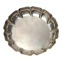 Cartier Sterling Silver Small Dish 615