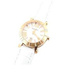 Tiffany & Co. 18K Rose Gold Diamond Atlas Ladies Watch
