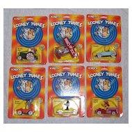 Vintage Ertl Diecast Warner Brothers Looney Tunes Collectible Cartoon Characters