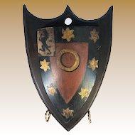 English Heraldic Plaques - St. John's College, Oxford University
