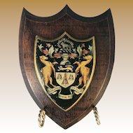 English Heraldic Plaques