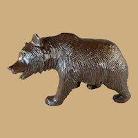 Black Forest Walking Bear