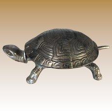 Metal Turtle Bell
