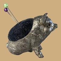 Pig Pincushion