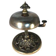 English Brass Desk Bell