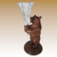 Black Forest Bear Epergne - Spiez