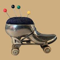 Roller Skate Pin Cushion