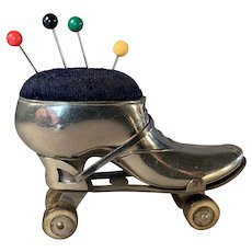 Roller Skate Pin Cushion