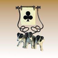 Three Dog Bridge Trump Marker - Jack Russell's