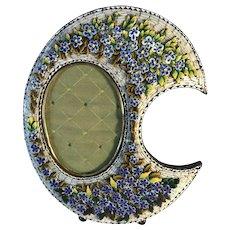 Italian Micro-mosaic Picture Frame
