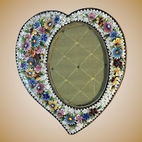 Italian Micro-mosaic Picture Frame