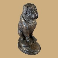 Black Forest Swiss Mountain Dog Inkwell/Inkstand