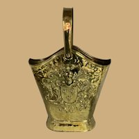 English Brass Umbrella/Stick Stand