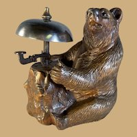 Black Forest Bear Bell