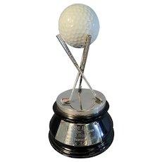 Dunlop Hole-inOne Silver Golf Trophy - Madras Gymkhana Club - 1965