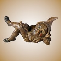 Black Forest Resting Gnome