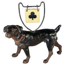 Dog Trump Marker