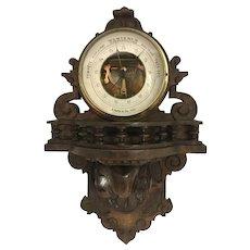 Black Forest Aneroid Barometer