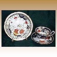 Shelley Trio - Ashbourne pattern - Gainsborough Shape - 1912