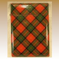 Tartan Ware Card Case - McIntosh