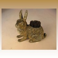 Rabbit Pen Wipe - Painted Metal