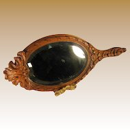 Black Forest Hand Mirror