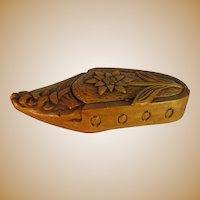 Wooden Shoe Snuff