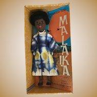 Black Malaika doll ~ Shindana Toys, Operation Bootstrap