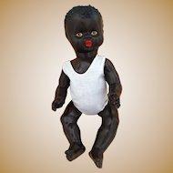Bisqueloid  Black baby doll
