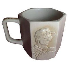 Jeff Gordon #24 NASCAR Vintage Hexagonal Mug