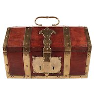 Important Antique Box c1856 for Lady Victoria Welby, Design by Edward Pugin