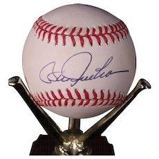 Vintage Bob Freehan Autographed Baseball