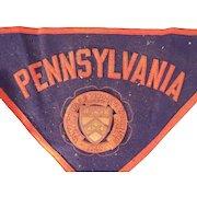 Vintage 1940 University of Pennsylvania Bicentennial Memorabilia Collection