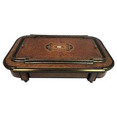 Very Rare French c1850 Paul Sormani  Table Top Jardinere