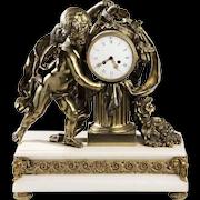 Rare Monumental c1886 Tiffany & Co. Table Clock
