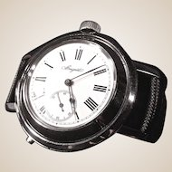 Rare Important Complicated Breguet Double Sided Wristwatch