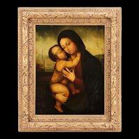 16th Century Oil Painting, Giovanni Bellini (Italian 1430-1516)