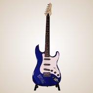 Vintage B.B. King Autographed Electric Guitar