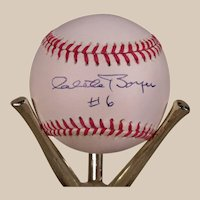 Vintage Clete Boyer Autographed Baseball