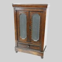 Very Rare Alphonse GIROUX c1870 Spice Cabinet