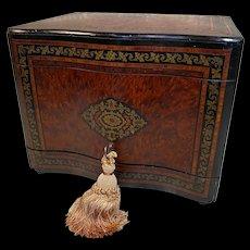 Gorgeous Antique SORMANI Inlaid Tantalus
