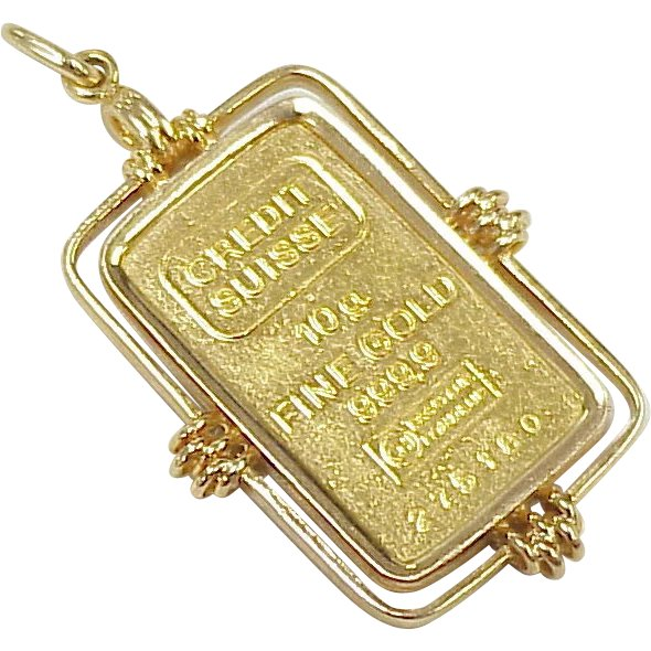 "credit suisse gold essayeur fondeur The credit suisse gold bar they carry a low  or ""swiss credit"" credit suisse has played a significant  the words essayeur fondeur are also."