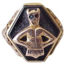 Lambda Chi Alpha Brotherhood Ring