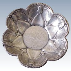 Small Sterling Silver Mint or Nut Dish by Rogers Silver Co.