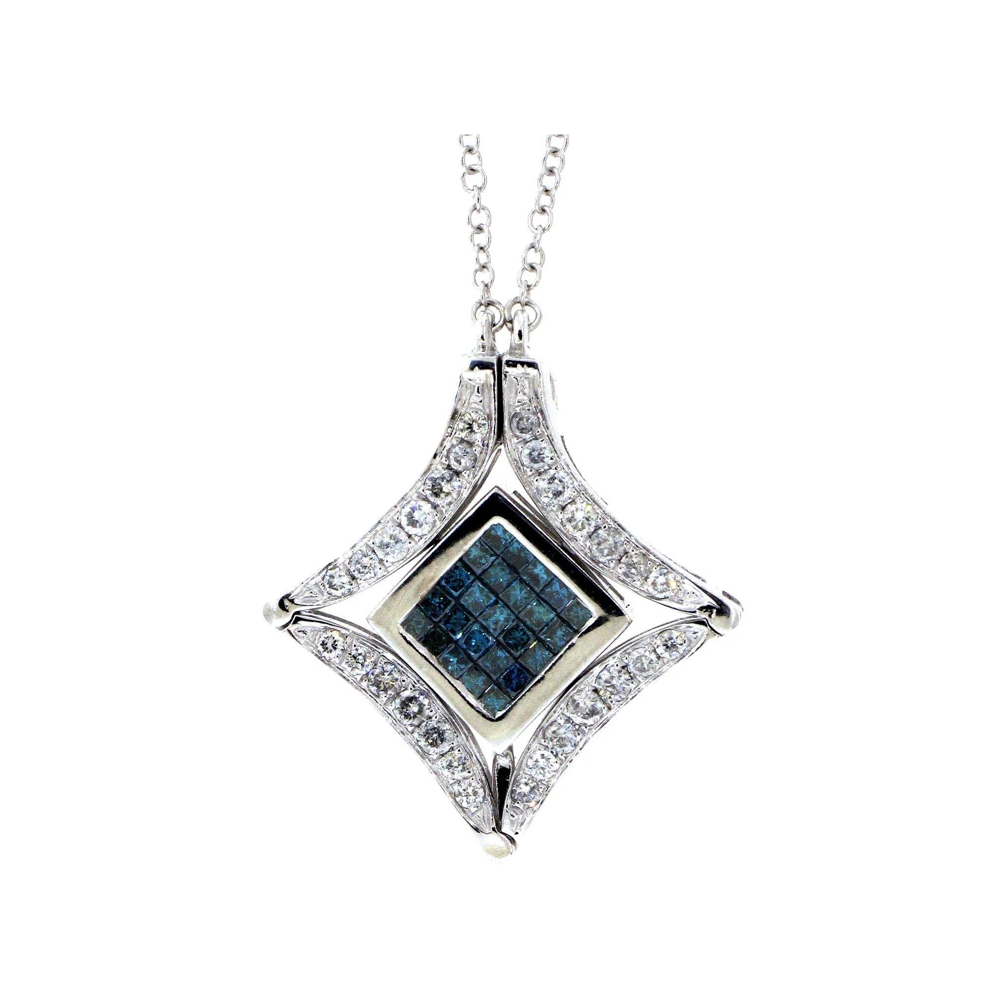color multi effy today free jewelry overstock shipping watches pendant silver sapphire product sterling
