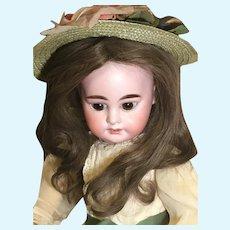Beautiful French Market Bebe DEP Doll