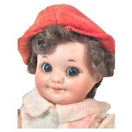 7 in. Googly AM 323 Antique Doll