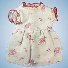 c. 1930's Bleuette Dress
