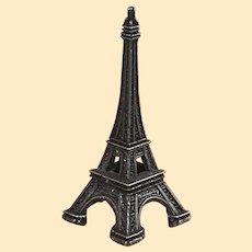 Vintage Paris France Dollhouse Eiffel Tower